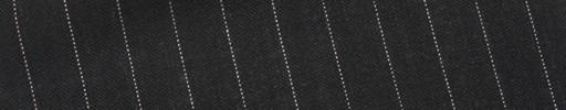 【Ew_5s032】ダークグレー地+1cm巾白ストライプ