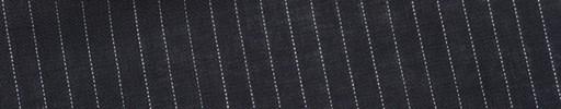 【Ew_5s036】濃紺地+4ミリ巾白ストライプ