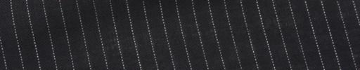 【Ew_5s037】黒紺地+4ミリ巾白ストライプ