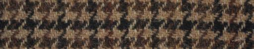【Ht_5w012】ブラウンミックス・ガンクラブチェック
