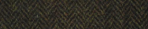 【Ht_5w015】ダークグリーン1.6cm巾ヘリンボーン