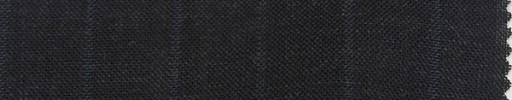 【Mp_9s08】ダークグレー+1.9cm巾ダスティーブルーストライプ