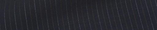【Msh_6s50】濃紺地+7ミリ巾茶・白交互ストライプ