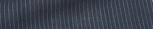 【Msh_6s58】紺地+6ミリ巾ブルー・白交互ストライプ