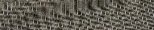 【Msh_6s59】ライトブラウン地+6ミリ巾水色・ライトブラウン交互ストライプ