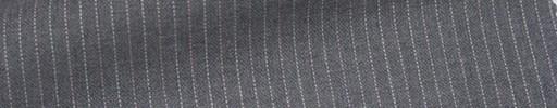 【Msh_6s60】グレー地+6ミリ巾パープル・白交互ストライプ