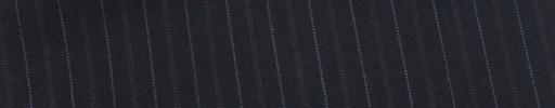 【Mic_9s089】ネイビー+1cm巾ブルー・ダークグレーWドット交互ストライプ