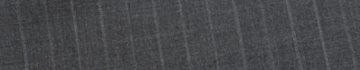 【Mic_9s092】ミディアムグレー+9ミリ巾ライトグレーストライプ