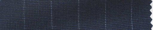 【Ha_fr35】ライトネイビー+1.7cm巾薄ブルーストライプ