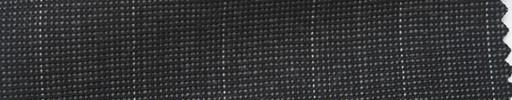 【Ha_fr36】チャコールグレー+1.7cm巾白ストライプ
