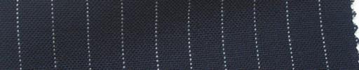 【Ha_fr37】ネイビー+9ミリ巾白ストライプ