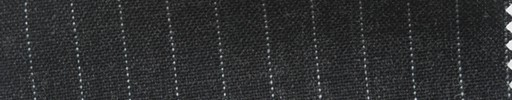 【Ha_fr38】チャコールグレー+9ミリ巾白ストライプ