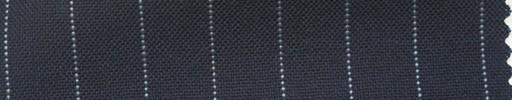 【Ha_fr40】ネイビー+1.2cm巾白ストライプ