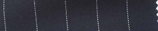 【Ha_fr43】ネイビー+1.9cm巾白ストライプ