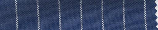 【Ha_fr48】ロイヤルブルー+1.2cm巾白ストライプ