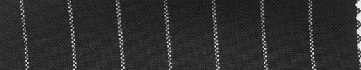 【Ha_fr51】ブラック+1.2cm巾白ストライプ