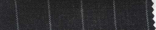 【Ha_fr53】チャコールグレー+2cm巾白ストライプ
