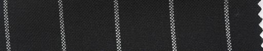【Ha_fr56】ブラック+2cm巾白太ストライプ