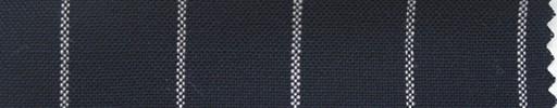 【Ha_fr57】ネイビー+2cm巾白太ストライプ