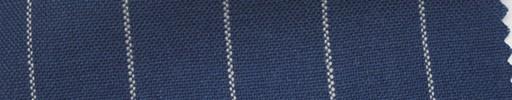 【Ha_fr63】ロイヤルブルー+1.8cm巾白ストライプ