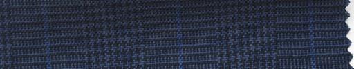 【Ha_fr79】ブルーグレンチェック+5.5×4cmブルー・ウィンドウペーン