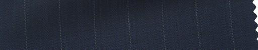 【Hs_ts06】ネイビー柄+1.3cm巾白ストライプ