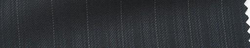 【Hs_ts08】ダークグレー柄+1.3cm巾白ストライプ