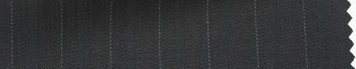 【Hs_ts09】ダークブラウン柄+1.3cm巾白ストライプ