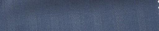 【Hs_ts11】ライトパープルブルー柄+1cm巾織りストライプ