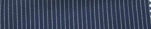 【Hs_ts16】ネイビー地+2ミリ巾白ストライプ