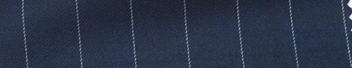 【Hs_ts17】ネイビー地+1.5cm巾白ストライプ