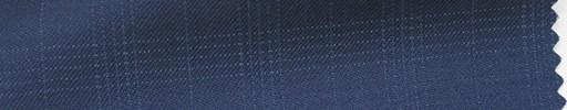 【Hs_ts42】ライトネイビー地+3.5×2.5cmファンシー・シャドウチェック