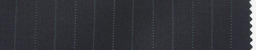 【Br_5w008】濃紺地+8ミリ巾薄ブルー交互ストライプ