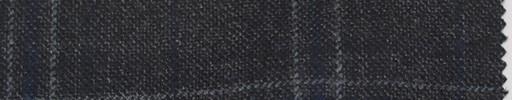 【Lo_5w012】チャコールグレー地+紺・ライトグレープレイド