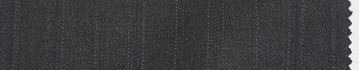 【Lo_5w054】チャコールグレー地+2.2cm巾エンジ・グレー織りドット交互ストライプ