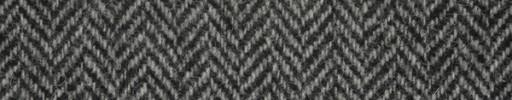 【Ht_6w301】ミディアムグレー1.6cm巾ヘリンボーン