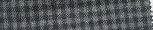 【Ew_5w020】ライトブルー×グレー・ギンガムチェック