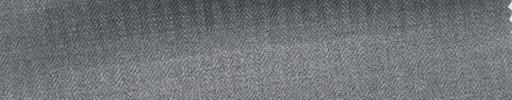 【Sb_5w057】ライトグレー3ミリ巾ヘリンボーン
