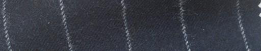 【Ha_FL01】インクブルー地+2cm巾ストライプ
