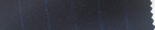 【Ha_FL05】濃紺地+1.5cm巾ブルーストライプ