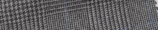 【Ha_FL32】ライトブラウングレンチェック+7×5.5cmブループレイド