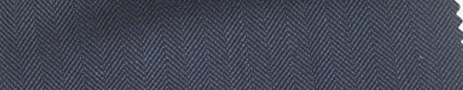 【Ha_fc12】ミディアムブルーグレー1cm巾ヘリンボーン