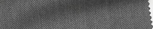 【Ha_fc18】グレー1cm巾ヘリンボーン