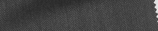 【Ha_fc19】ミディアムグレー1cm巾ヘリンボーン