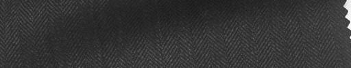 【Ha_fc20】チャコールグレー1cm巾ヘリンボーン