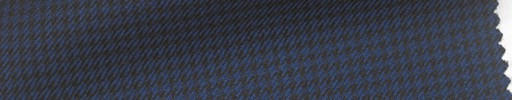 【Ha_fc30】紺黒ハウンドトゥース
