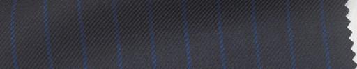 【Ha_fc63】濃紺地+1.2cm巾ブルーストライプ
