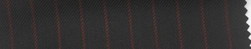 【Ha_fc64】黒地+1.2cm巾赤ストライプ