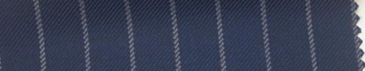 【Ha_fc68】ライトネイビー地+1.4cm巾ライトピンクストライプ