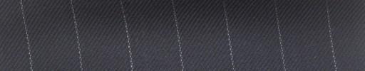 【Ha_fc74】ネイビー地+1.5cm巾ペンシルストライプ